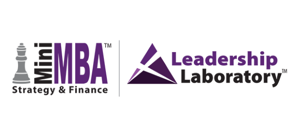 Manufacturing Business Simulation – Mini-MBA Logo